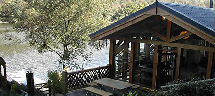 Lakeside Cabin on Rudyard Lake